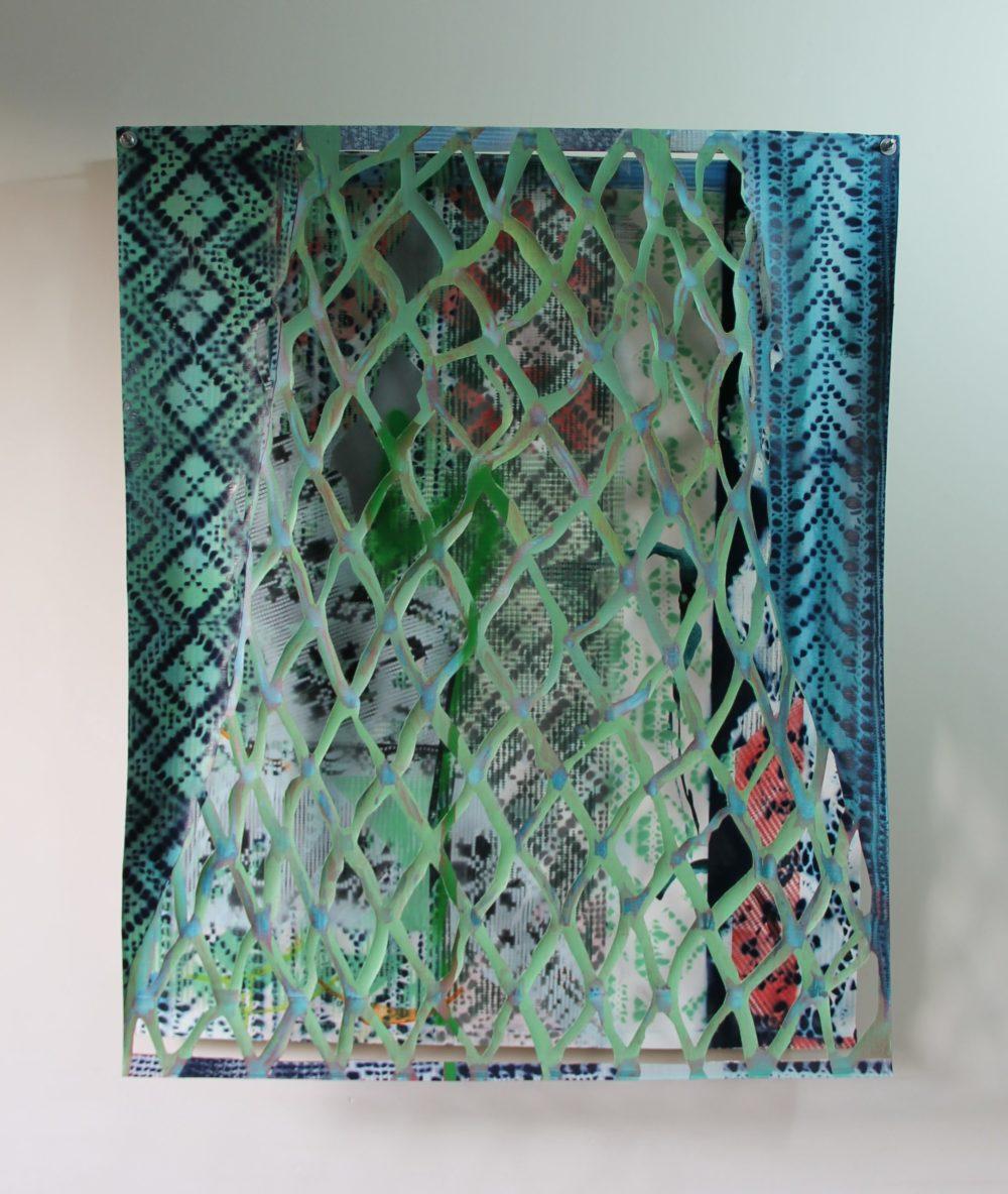 S 2020-D, 85x103 cm, spuitbus en acryl op dubbel doek