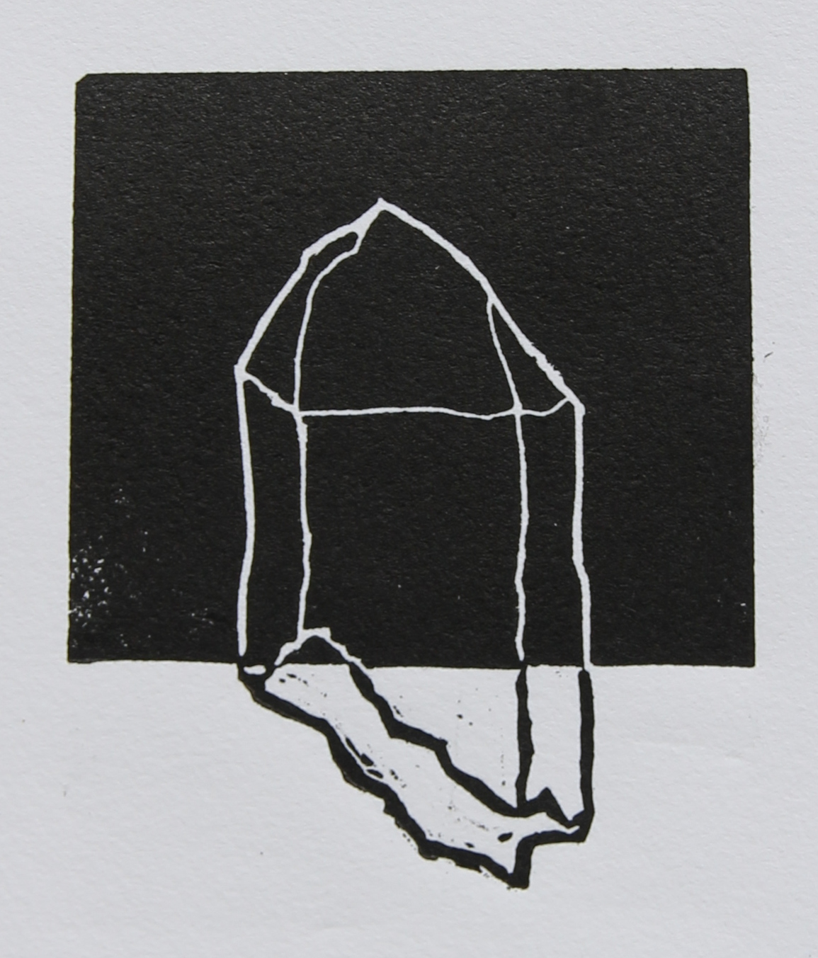 L 2021-B, 8x10,5 cm, drukinkt op papier
